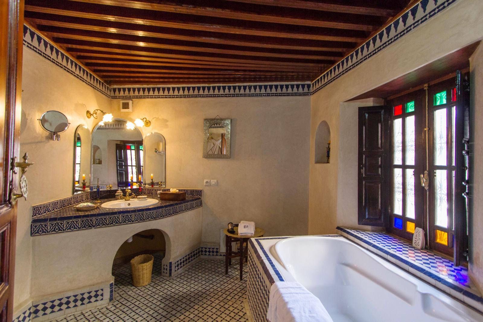 suite tosca salle de bain