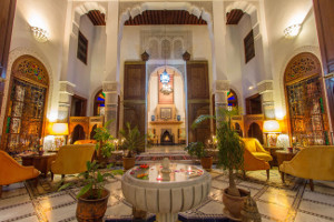 riad by night